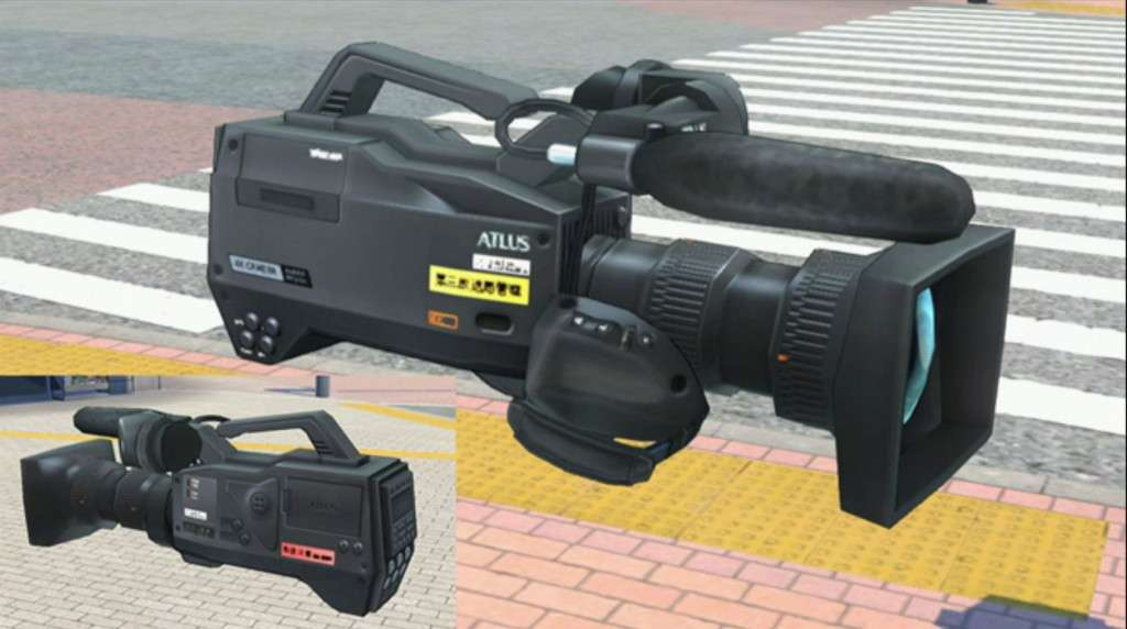Genei Ibun Roku Camera 2