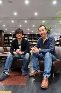 Hashino and Kaoru