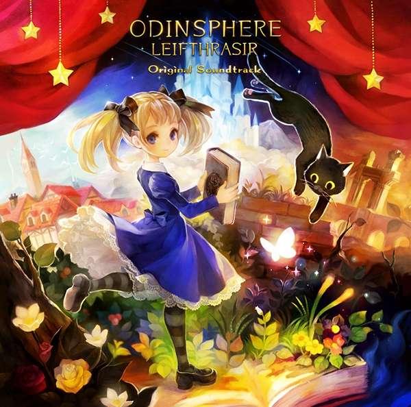 Odin Sphere Leifthrasir OST Art