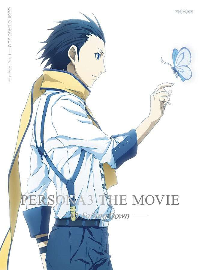 Persona 3 The Movie #3 Box Art