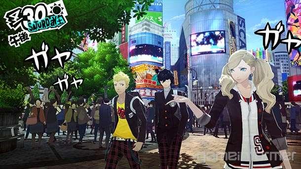 Persona 5 Image 1