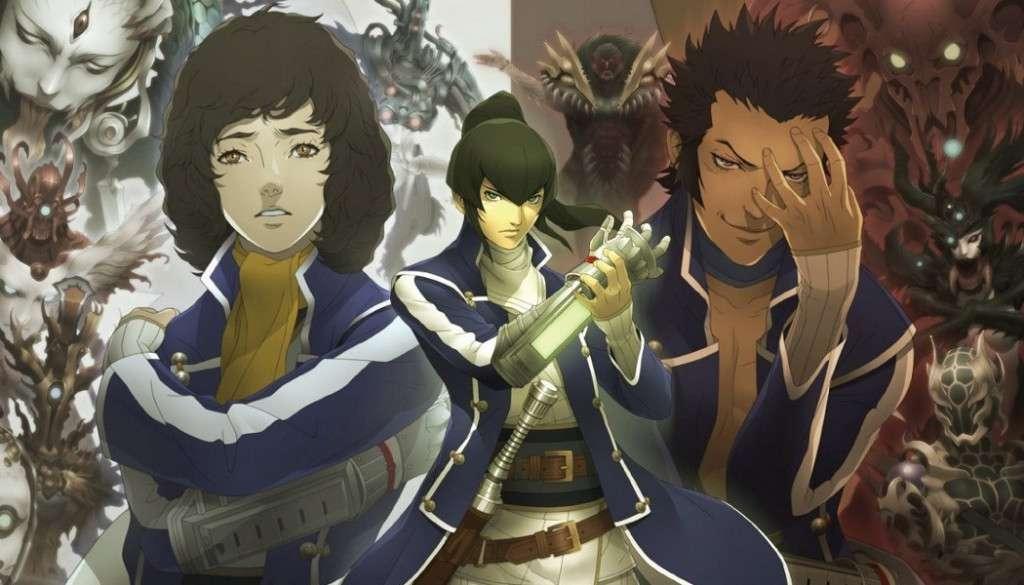 Shin Megami Tensei IV Header