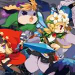 Odin Sphere Leifthrasir Guest Illustration: 2 Days to Release, Famitsu Launch Feature Preview