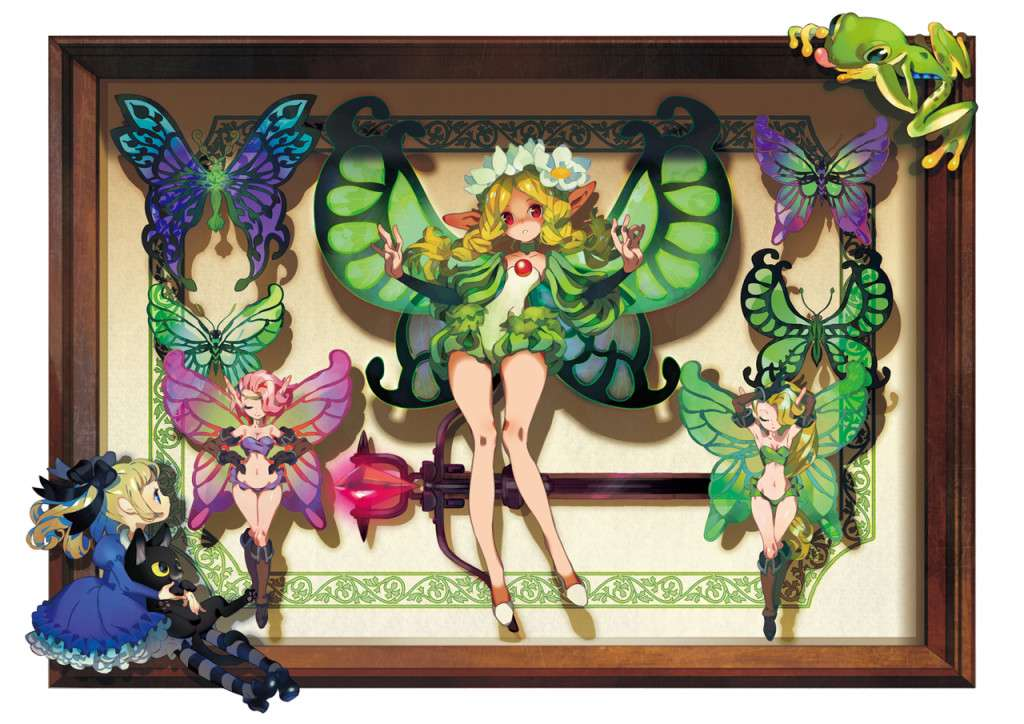 Odin Sphere Leifthrasir Take