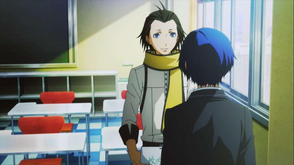 P3M3 Scene Ryoji and Makoto