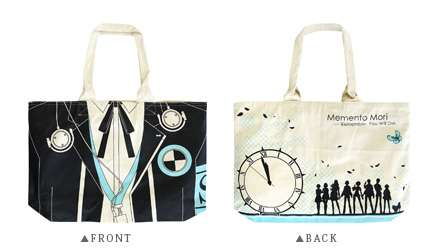 P3M4 Big Tote Bag