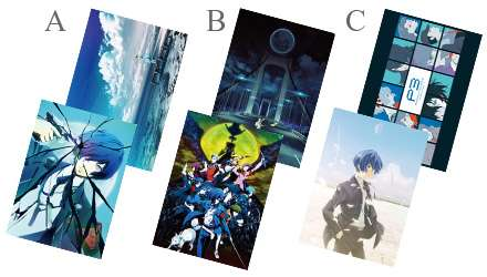 P3M4 Clear File Set