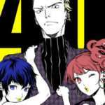 Persona 4 Arena Ultimax Manga Vol. 1, Persona 3 The Movie #4 Countdown Illustrations