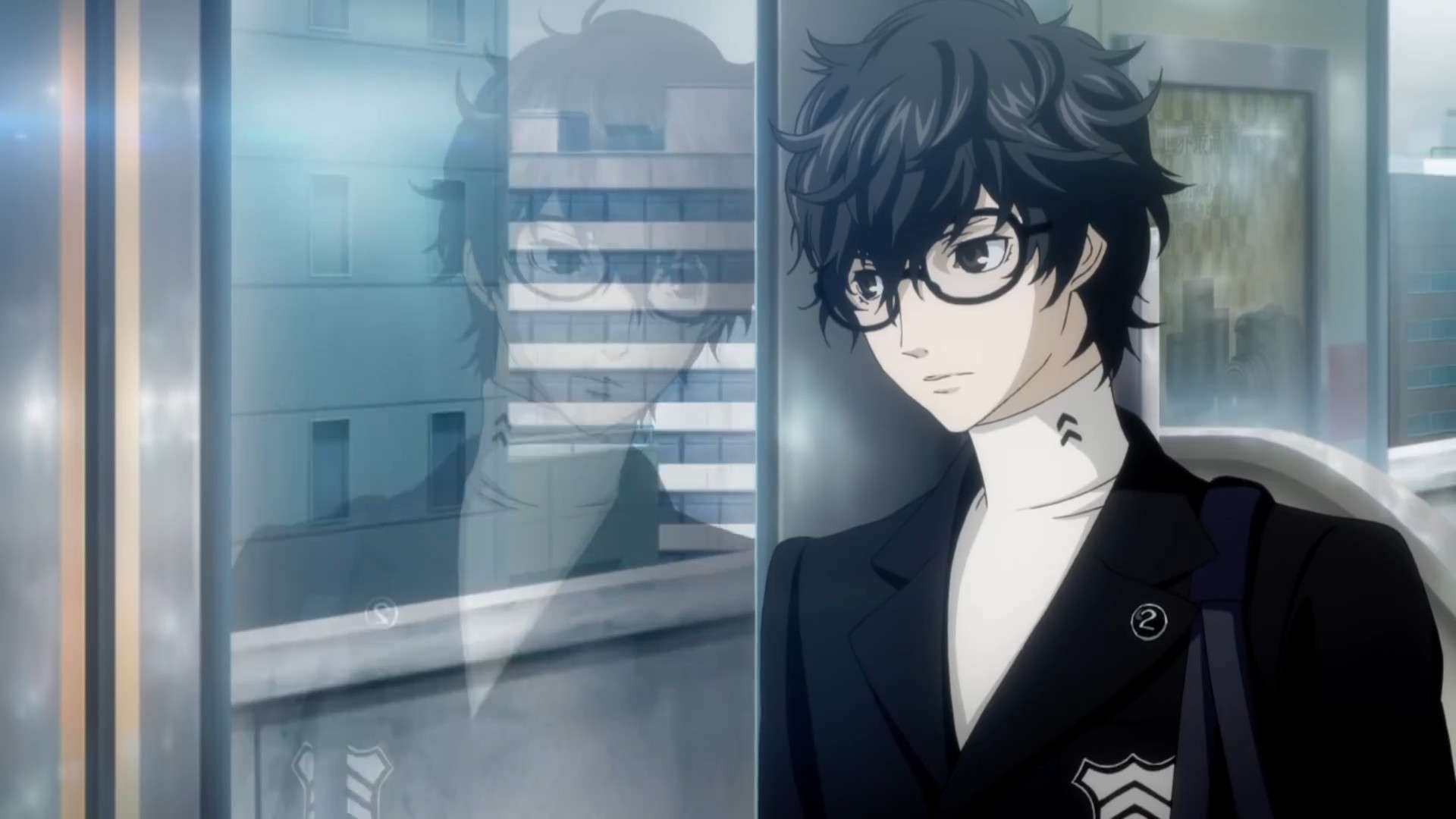 Persona 5 Anime Characters : Persona director katsura hashino discusses storytelling