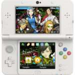 Shin Megami Tensei IV Final First-print Copy 3DS Theme Revealed