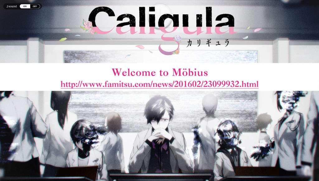 Caligula Title