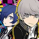 Persona Q Manga Side: P4 Volume 2 Cover Art