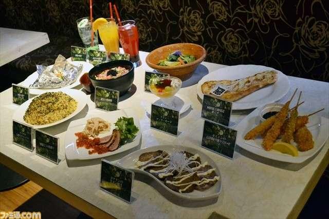 SMT IV Final Food