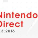 Next Nintendo Direct Announced for March 3, 2016