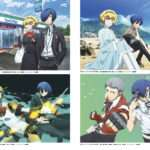 Persona 3 The Movie Art Book 20-page Preview