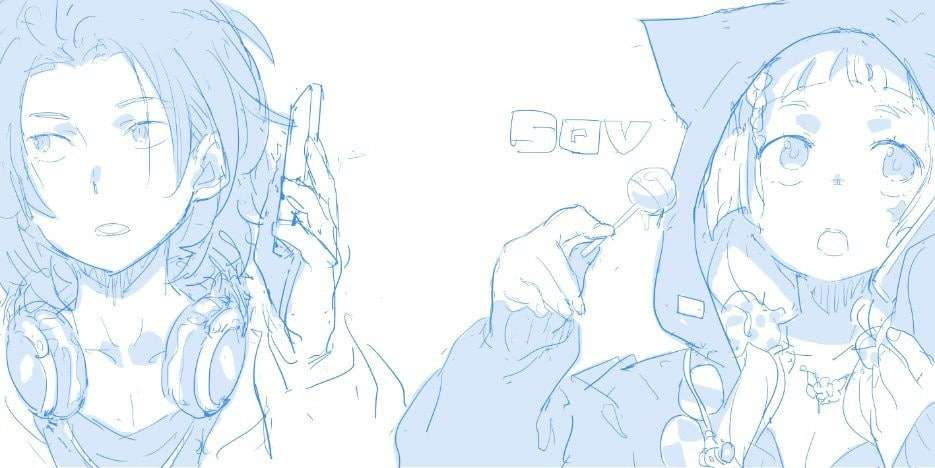 EOV Soundtrack Sketch