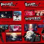 Persona 5 Dengeki PlayStation Vol. 614 High-res Scans