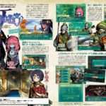 Etrian Odyssey V Famitsu Scans Feature Appearance Options, New Characters