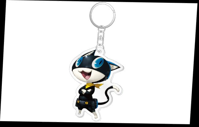 Morgana key chain