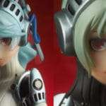Labrys -Naked ver.- & Unit #024 Figure Release Dates: December 2016 and January 2017