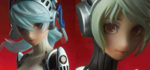 P4A Labrys Unit 024 Figures