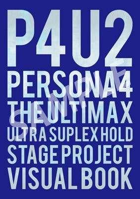 P4U2 Official Visual Book