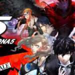 List of Persona 5 Retailer Specific Pre-order Bonuses in Japan
