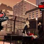 New Direct Feed Persona 5 Screenshots, Artwork