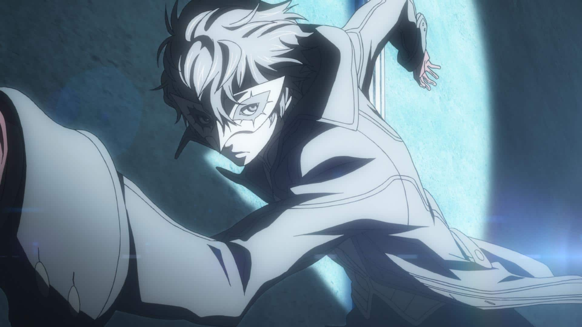 8 High-res Persona 5 Screenshots - Persona Central
