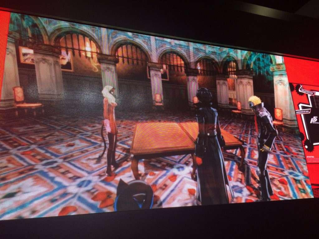Persona 5 E3 2016 (7)