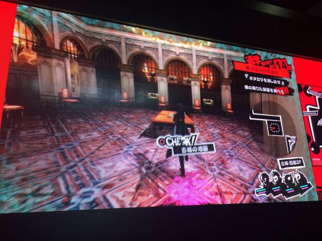 Persona 5 E3 2016 (8)