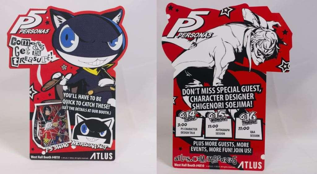 Persona 5 E3 Badge