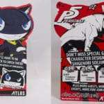 Persona 5 E3 2016 Plans and Badge Revealed