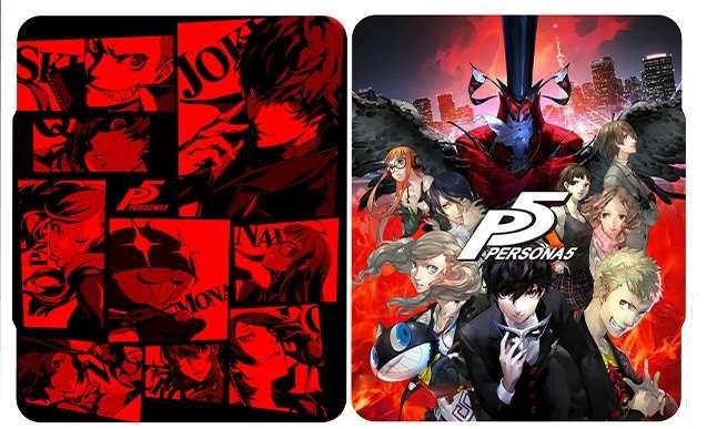 Persona 5 GEO Bonus