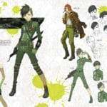 Shin Megami Tensei IV Final Official Art Book Preview