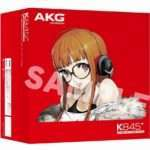 Persona 5 Futaba Sakura Model Headphones Collaboration Announced