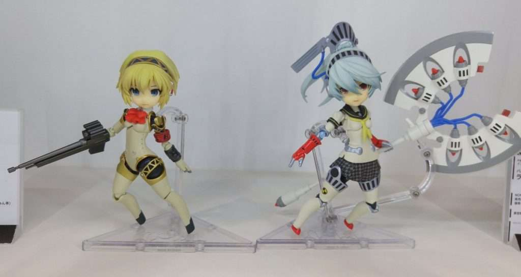 Aigis and Labrys
