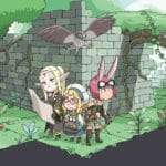 Etrian Odyssey V Countdown Illustration for 6 Days, Weekly Site Update
