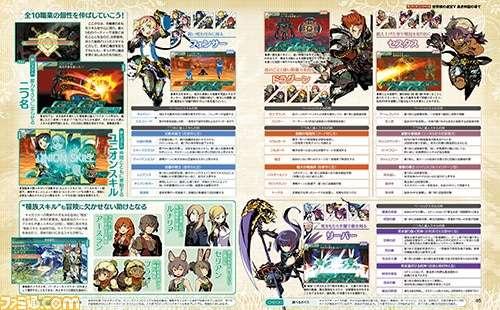 EOV Famitsu Preview