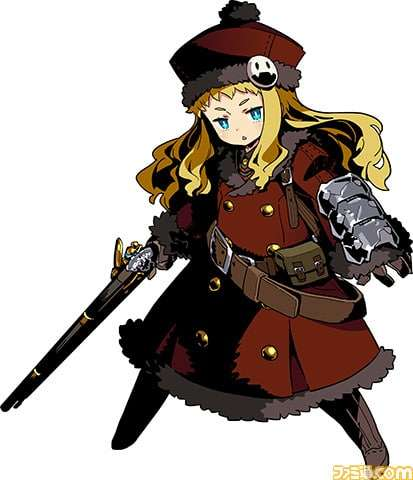 "Etrian Odyssey V Gunner ""Another Color"""