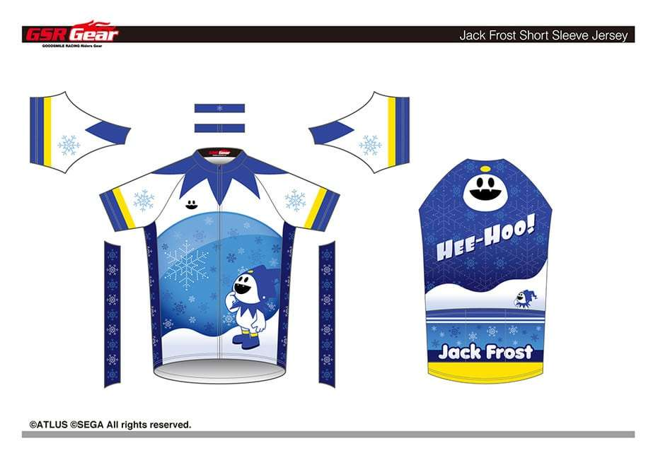 Jack Frost Cycle Wear