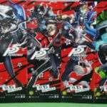 Persona 5 Yodobashi Camera Signboards, Demo Participant Special Clear Files