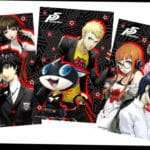 Pictures of Persona 5 Japanese Retailer Pre-order Bonuses #5