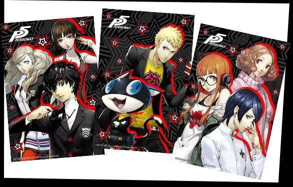 P5 Post Cards