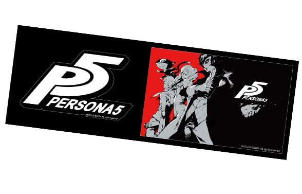 P5 Sticker Sheet