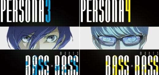 Persona 3 Bass x Bass Header