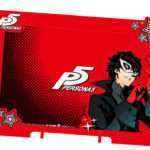 Final Persona 5 Japanese Retailer Pre-order Bonus: Clear Photo Frame