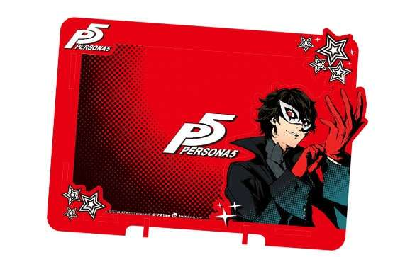 Persona 5 Clear Photo Frame