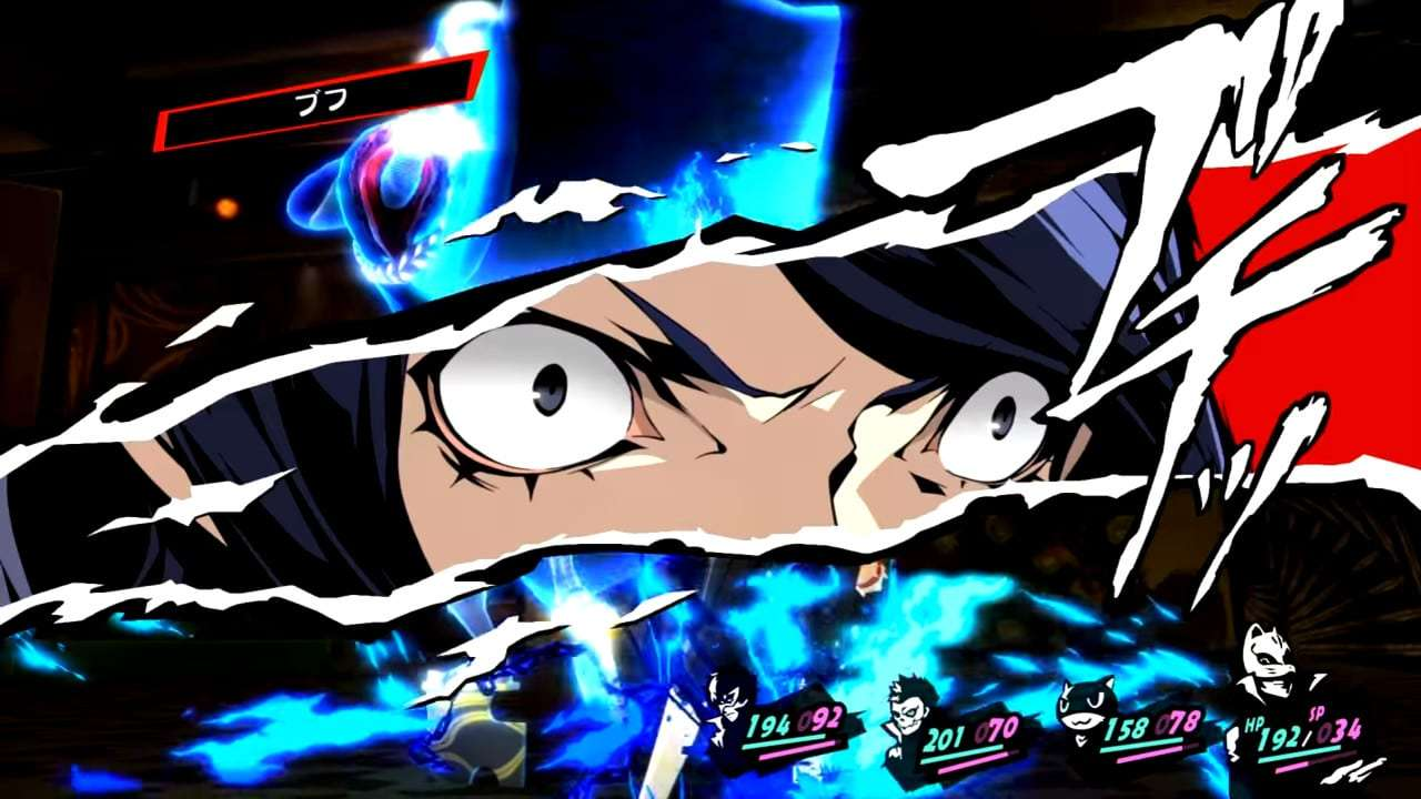 New Persona 5 Videos Feature Persona Summoning and Fishing