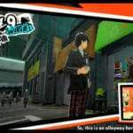 Persona 5 City Exploration and Dungeon Gameplay with English Subs